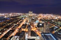 Boston Cityscape Royalty Free Stock Photo