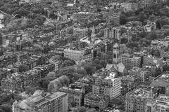 Boston cityscape Stock Photo