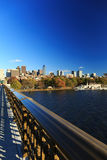 Boston Cityscape Royalty Free Stock Image