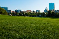 Boston Common Stock Photos