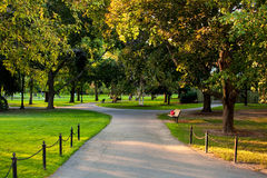 Boston Common Stock Photography