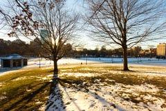 Boston Common Stock Image