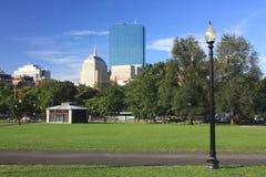 boston common Royaltyfria Bilder