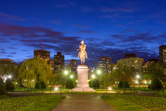 Boston Common Royalty Free Stock Photos