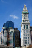 Boston Custom House Royalty Free Stock Image