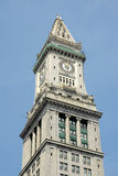 Boston, Customs House Tower Stock Image