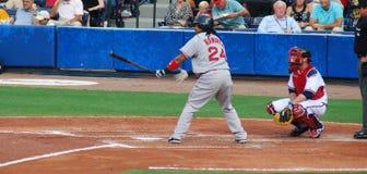 boston czerwonym sox Zdjęcie Stock