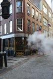 boston downtown Στοκ Φωτογραφίες