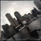 Boston Downtown Royalty Free Stock Photography