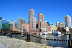 Boston Stock Image