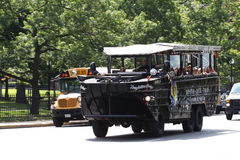 Boston Duck Tour Photos stock