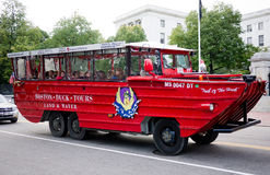Boston Duck Tours Stock Photo