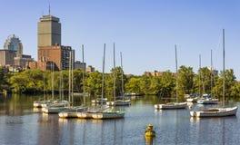 Boston em Massachusetts, EUA Fotos de Stock