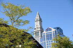Boston en Massachusettes Imagen de archivo