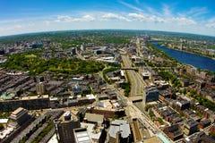 Boston en Massachusetts Imágenes de archivo libres de regalías