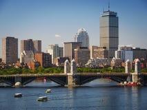 Boston en Massachusetts, los E imagenes de archivo