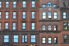 Boston: Facade Royalty Free Stock Photo