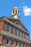 Boston - Faneuil Hall Royalty Free Stock Image