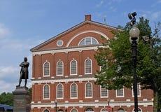 Boston, Faneuil Hall Royalty Free Stock Photos