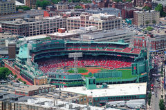 Boston Fenway Park stock image