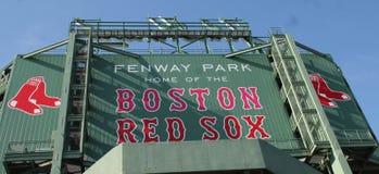 Free Boston, Fenway Park,  America`s Favorite Ballpark Royalty Free Stock Photo - 216554425