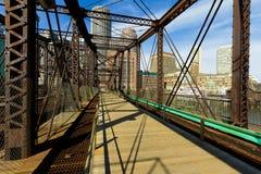 Boston Finan cial District Stock Photos