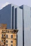 Boston financeira Imagens de Stock Royalty Free