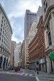 Boston Financial District Buildings - Boston, Massachusetts, USA. Boston Financial District Buildings in Boston, Massachusetts, USA Stock Photo