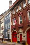 Boston firestation Stock Image