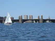 Boston, fiume di Charles 06 Fotografie Stock Libere da Diritti
