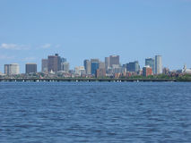 Boston, fleuve de Charles 02 Photos stock