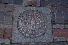 Boston. The Freedom Trail in Boston Stock Image