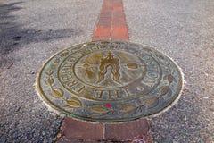 Boston the Freedom Trail, Massachusetts Royalty Free Stock Photo