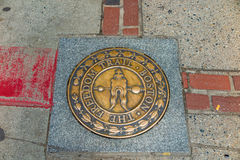Boston the Freedom Trail, Massachusetts Royalty Free Stock Photography
