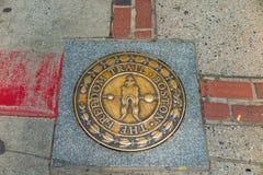 Boston the Freedom Trail, Massachusetts Royalty Free Stock Photography