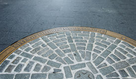 Boston - Freedom Trail stock images