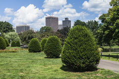 Boston Garden Stock Images