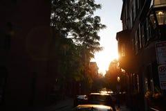 Boston gator för fyrkulle Royaltyfri Fotografi