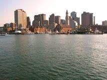 Boston-Hafen Lizenzfreie Stockfotografie