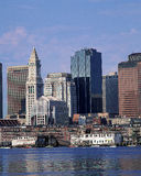 Boston hamn Royaltyfri Foto
