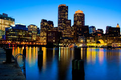 Boston Harbor Stock Images