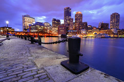 Boston Harbor Stock Photos