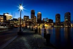 Boston Harbor Royalty Free Stock Photo