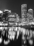 Boston Harbor Royalty Free Stock Images