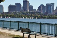 Boston Harbor Royalty Free Stock Image