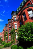 Boston Historic Housing Stock Image