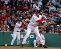 boston john olerud Red Sox Fotografering för Bildbyråer