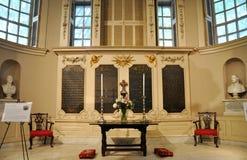 boston kapellkonung s USA Arkivbild