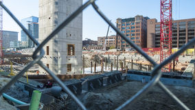 Boston keeps building Stock Photos