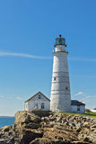 Boston latarnia morska Zdjęcia Royalty Free